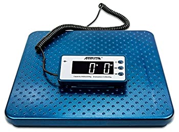 Accuteck 440lb Heavy Duty Digital Metal Industry Shipping Postal scale  ACB440 ,Assorted Colors