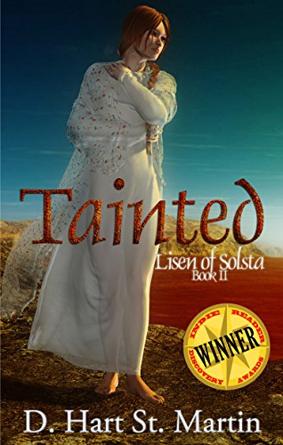 Tainted (Lisen of Solsta Book 2) (English Edition)