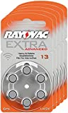 RAYOVAC Hörgeräte-Batterien 13 Extra Advanced...