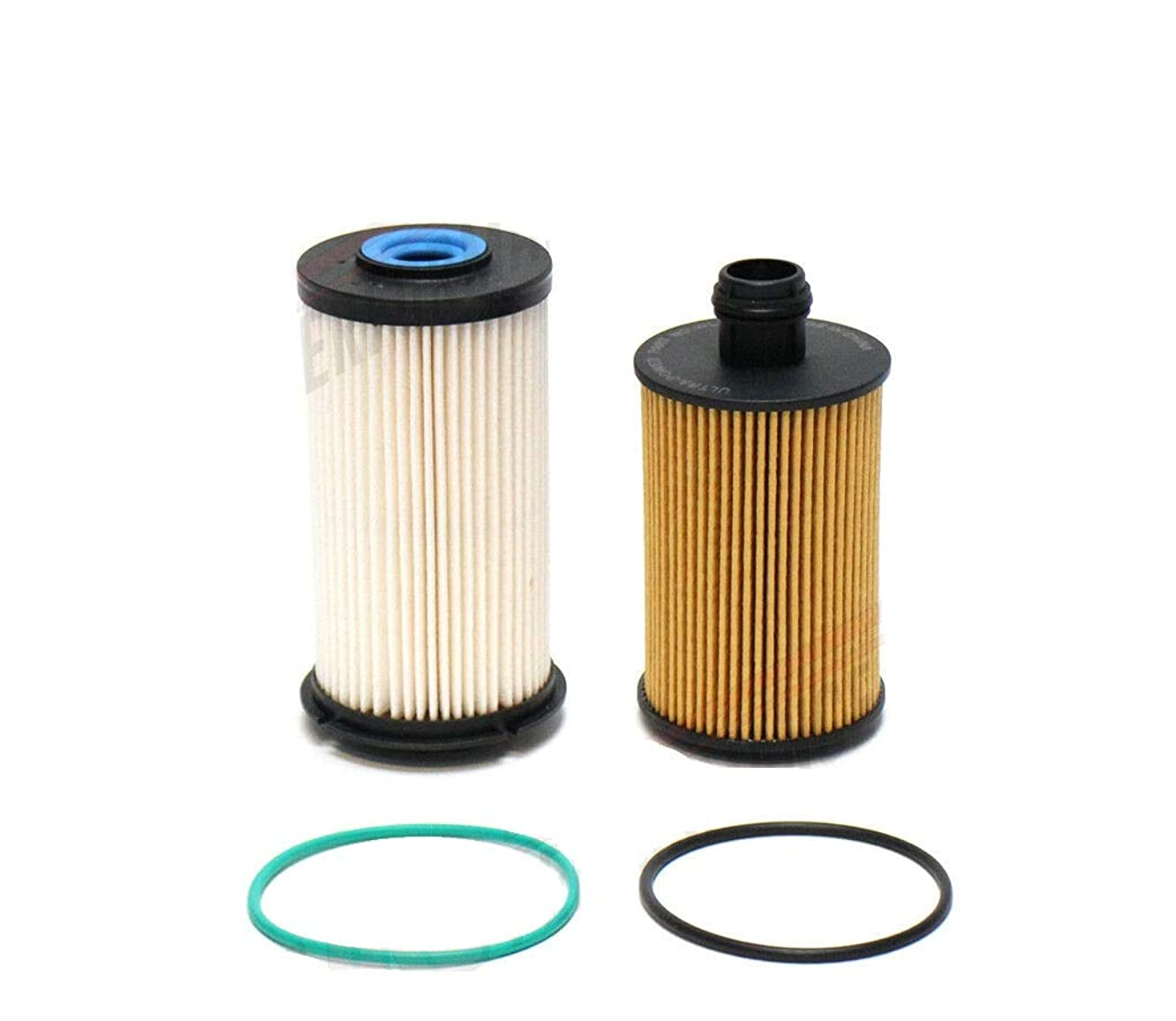 14-18 Dodge Ram 3.0 3.0L V6 EcoDiesel OE Replacement Oil & Fuel Filter Combo Kit
