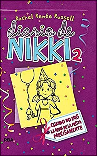 Diario de Nikki 2: Crónicas de una chica que no es precisamente la reina de la fiesta: Cuando no eres la reina de la fiesta precisamente: 002