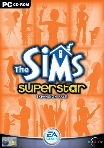 Electronic Arts The Sims superstar, PC