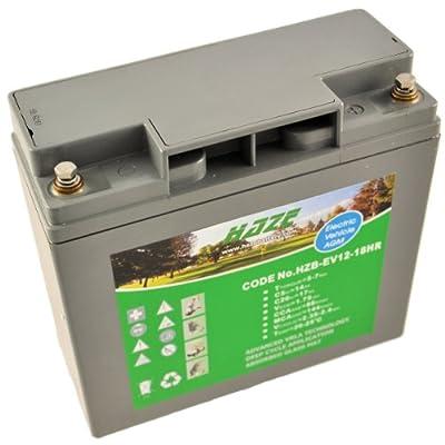Haze HZB12-18 12V 17Ah Haze Sealed Lead Acid Agm Mobility Scooter Battery