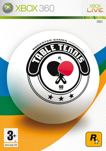 Table Tennis (Xbox 360) [Import UK]