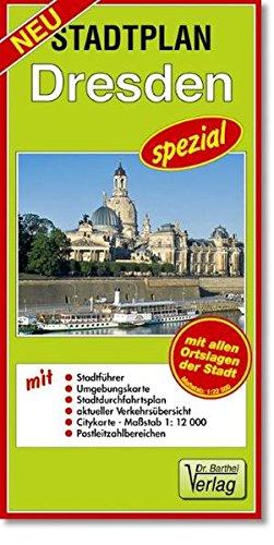 Doktor Barthel Stadtpläne spezial, Dresden
