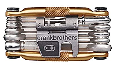 Multi Bicycle Tool (17-Function, Gold)