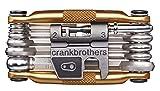 Crank Brothers Unisex– Erwachsene mutli17 Multitool