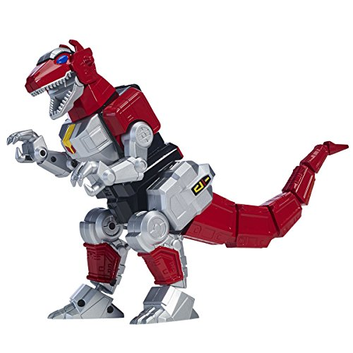 BANDAI Power Rangers – Grand Zord Collector T-Rex Mighty Morphin, 40311