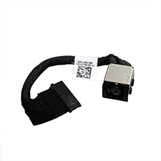 GinTai DC in Power Jack w/Cable Replacement for Dell G5 15 5587 0XJ39G XJ39G