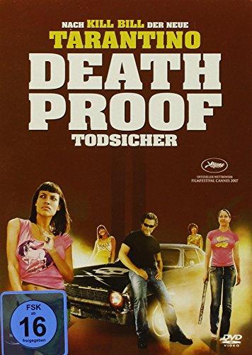 Death Proof - Todsicher (Steelbook) [Alemania] [DVD]