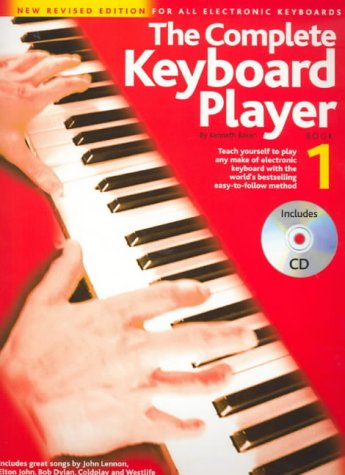 The Complete Keyboard Player: Book 1 With CD (Revised Edition): Noten, Lehrmaterial, Bundle, CD für Keyboard