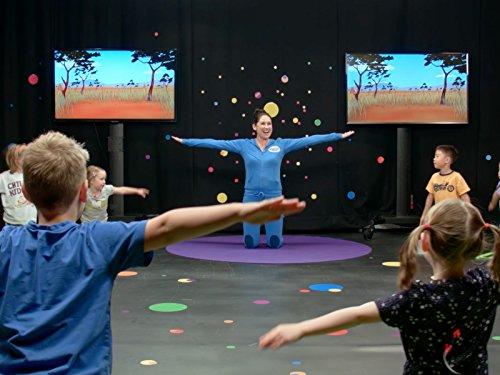 Cosmic Kids Yoga Live - Lulu the Lion Cub