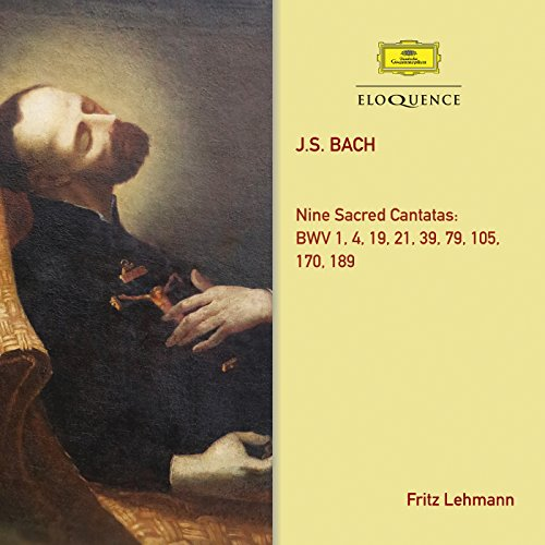 J.S. Bach: Es erhub sich ein Streit Cantata, BWV 19 - 2. Rezitativ: Gottlob! Der Drache liegt
