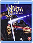 Ninja Scroll Blu-ray [Reino Unido] [Blu-...