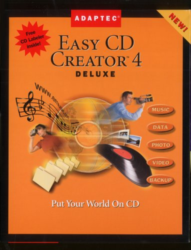 Easy CD Creator V4 Deluxe