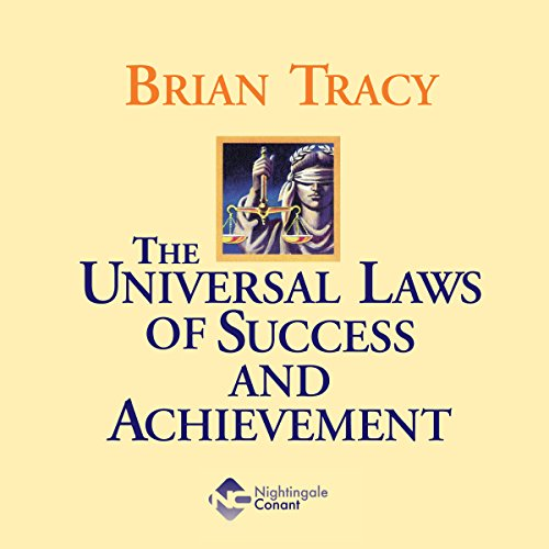The Universal Laws of Success and Achievement audiobook cover art