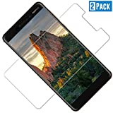 TOCYORIC Screen Protector for Nokia 6.1 (2018), Tempered