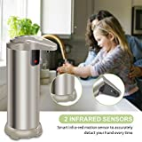 Zoom IMG-1 gogoings dispenser sapone automatico acciaio