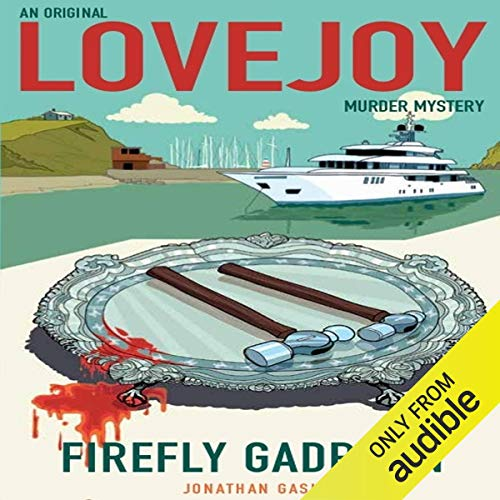 Firefly Gadroon     Lovejoy, Book 6              By:                                                                                                                                 Jonathan Gash                               Narrated by:                                                                                                                                 Michael Fenton Stevens                      Length: 6 hrs and 43 mins     7 ratings     Overall 4.7