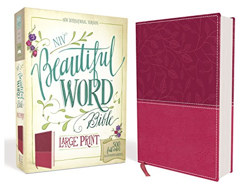 Best journal bible large print with tabs for 2020