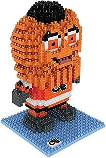 NHL Philadelphia Flyers BRXLZ 3D Blocks Set - MascotBRXLZ 3D Blocks Set - Mascot, Team Color, One Size