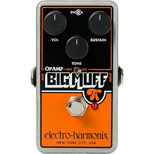 Electro Harmonix OP Amp Big Muff · Pedal guitarra eléctrica (OPAMPBM)