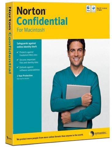 Norton Confidential [import anglais]