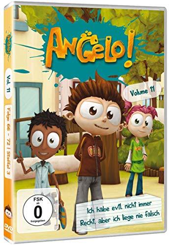 Angelo! - Volume 11 - Staffel 3