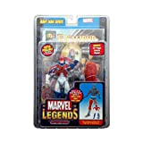 Toy Biz Marvel Legends Exclusive Series Action Figure Captain Britain with Giant Man ...