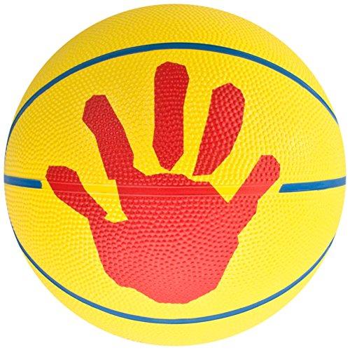 Molten Unisex Adult SB4-Dbb Basketball Ball Training Ball Ball - Yellow/red/Blue, 4