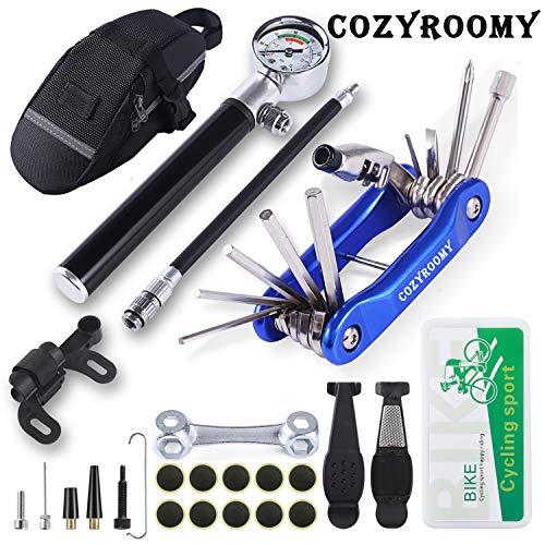 COZYROOMY Kit Herramientas Bicicleta,Reparación de