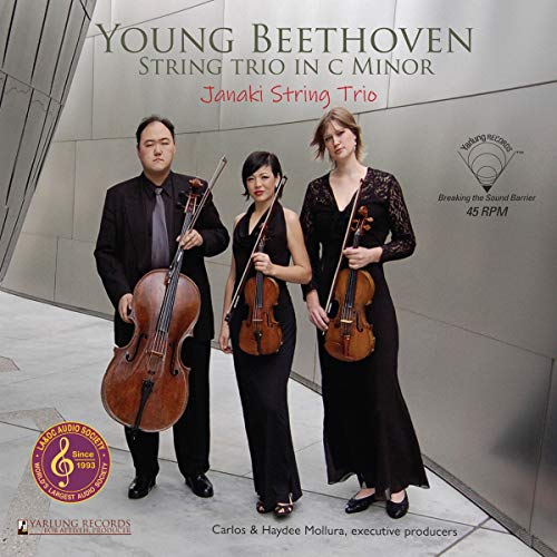 Young Beethoven-Streichtrio in C-Moll [Vinyl LP]