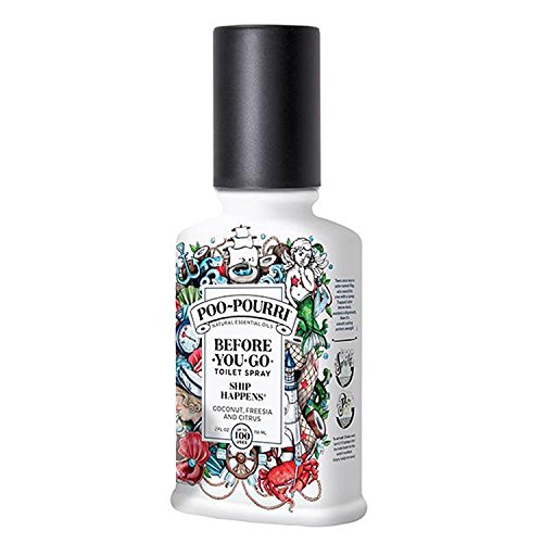 Poo-Pourri Go Toilettenspray, 57 ml