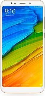 هاتف شاومي ريدمي نوت 5 ثنائي شرائح الاتصال - الجيل الرابع ال تي اي 32GB, 3GB Ram NX569H