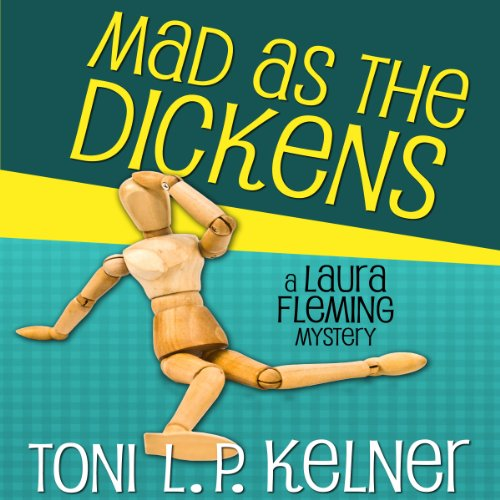 Mad as the Dickens audiobook cover art