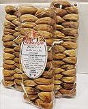 Trecce di fichi secchi - Lavorati a mano - Antica tradizione - Prodotto 100% italiano - Confezione da 300g