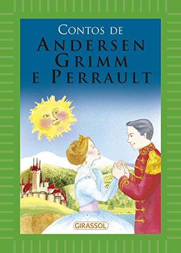 Contos de Andersen, Grimm e Perrault (capa verde)