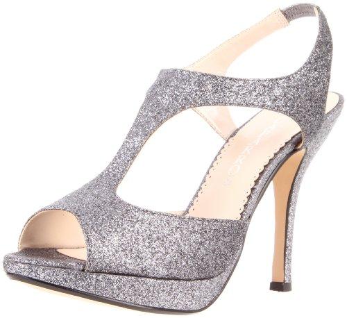 Caparros Women's Daniella T-Strap Sandal,Mercury,10 M US