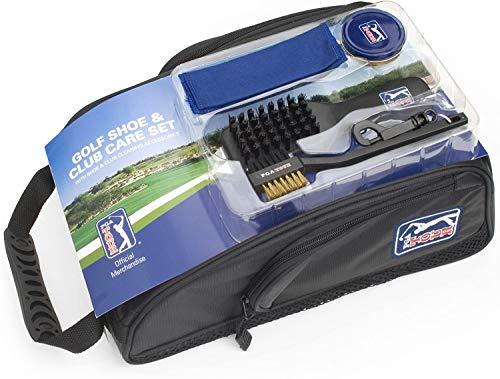 PGA Tour Schuhtasche mit Putz-Accessoires