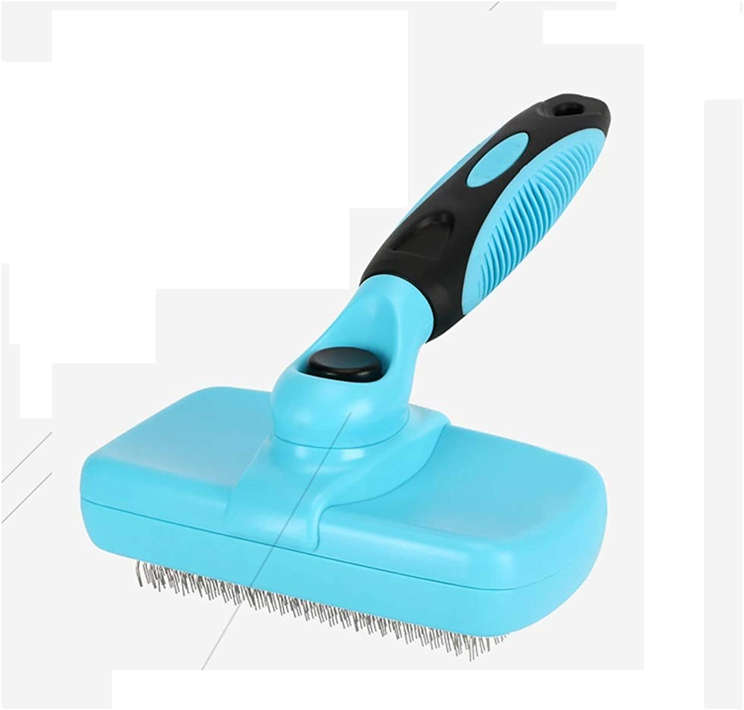 Cleaning Brush Pet Brush Dog Cat Brush for Massage Cats and Dogs. Cleaning Pets
