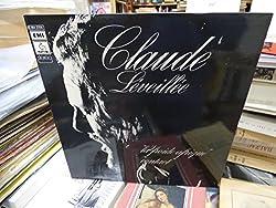 Claude Léveillée : la froide afrique - contact - 1974 - disque pathé marconi C 064 12704