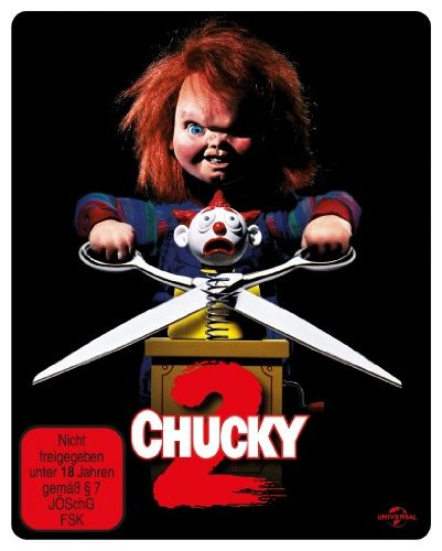 Chucky - Child´s Play 2 : Limited Uncut Steelbook Edition (Blu-ray)