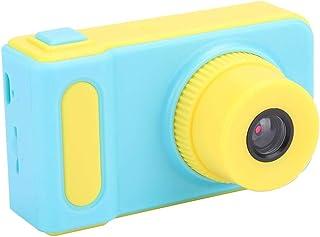 Topiky Mini cámara de Juguete para niños USB 8MP 2.0  HD 1080P Diversión de Dibujos Animados Selfie/Photo Sticker Digital Kids Video Shooting Cámara de grabación con cordón