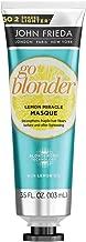 John Frieda Go Blonder Lemon Miracle Masque, 3.5 Fluid Ounce