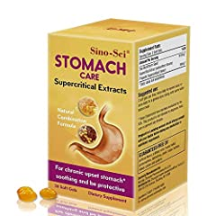 ✅Alleviate stomach discomforts, such as stomach gas, stomach bloating, heartburn, and acid reflux. Repair the mucous membrane damage. ✅100% Organic. Major ingredients include Sea Buckthorn seed oil and Propolis extract. ✅Promote stomach digestion, im...