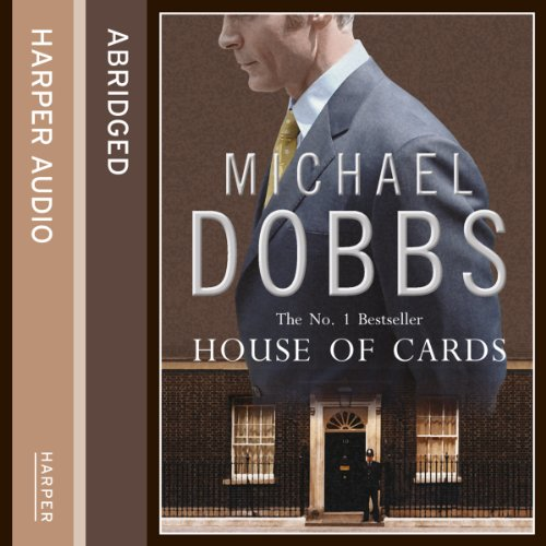 House of Cards audiobook cover art