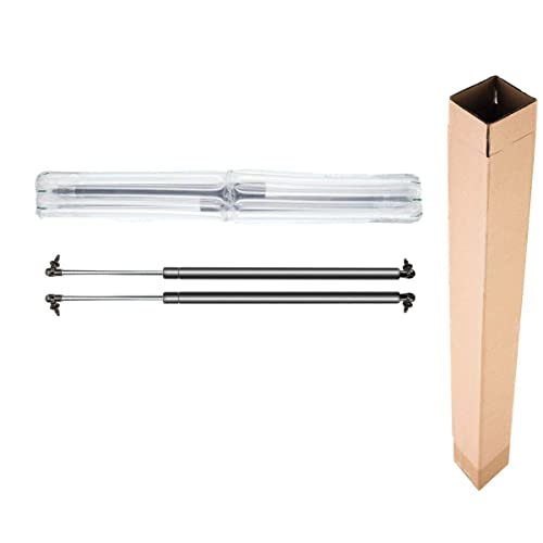 A-Premium Tailgate Rear Hatch Lift Supports Shock Struts for Chrysler Town & Country Caravan