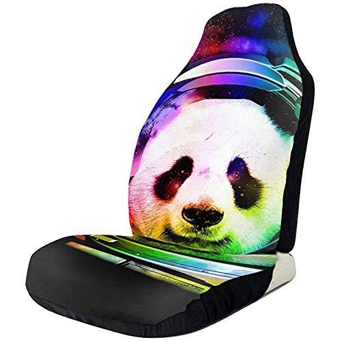 Sobre-mesa Autositzbezüge Cosmos Panda Astronaut Animal Protector 1St