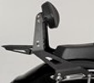 Yamaha OEM Stryker - Rear Luggage Rack (Midnight)-Tall. OEM 27D-F48B0-R0-00