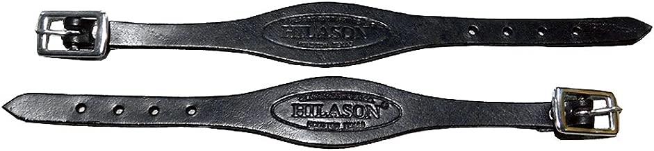HILASON Western Leather Tack Horse Saddle Stirrup Fender Hobble Straps